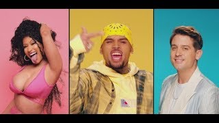 Chris Brown - Wobble Up (Official Video) ft. Nicki Minaj, G-Eazy (TRADUCTION FRANCAISE )