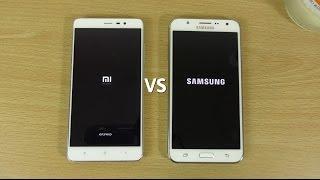 Redmi Note 3 VS Samsung Galaxy J7 - Speed & Camera Comparison!
