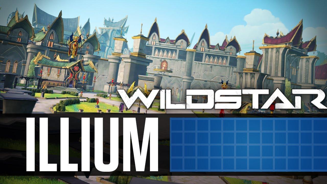 Ilium Tour Wildstar