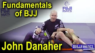 Go Further Faster: BJJ Fundamentals (Gi) by John Danaher