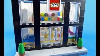LEGO® Brand Store (3300003) Time Lapse Build