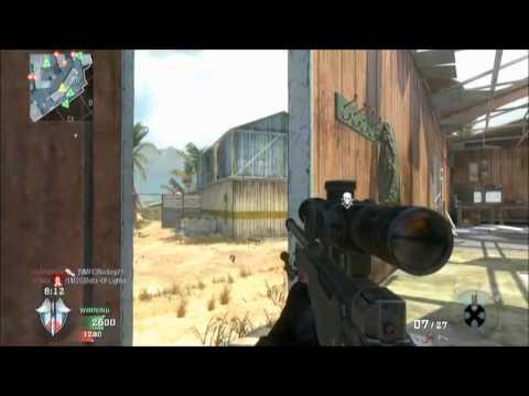 Black Ops: Sniping, Illuminati, FOOTBALL!
