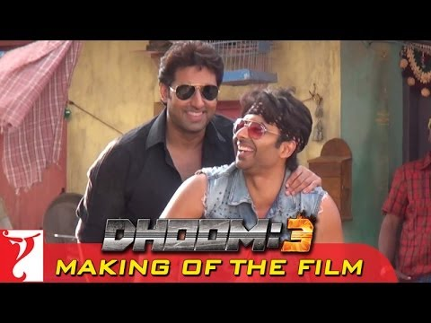 Making Of DHOOM:3 - Part 20 - The Journey Of DHOOM:3