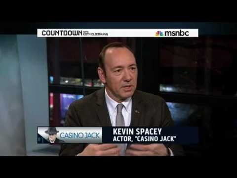 Kevin Spacey Talking about Jack Abramoff on Countdown