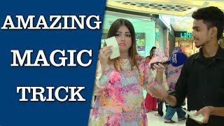 Amazing Magic Trick with Money: You Won't Believe