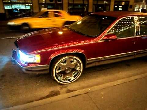 1995 Cadillac Fleetwood Brougham Youtube