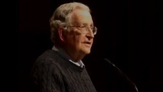 Noam Chomsky - Is Iran a Threat?
