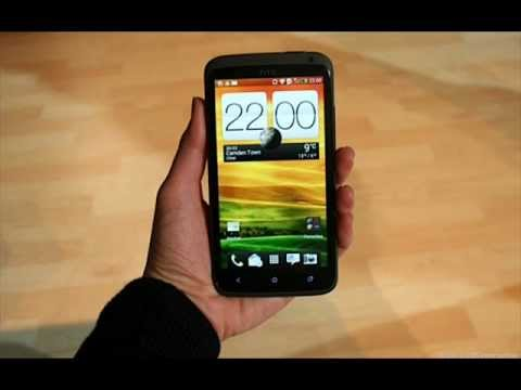 HTC One X unboxing limited edition [HD]