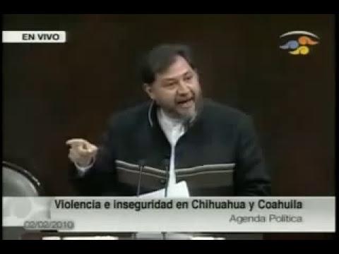 MASACRES EN CD JUAREZ Y TORREÓN HABLA NOROÑA