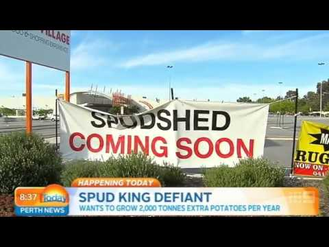 Spud Fight | Today Perth News