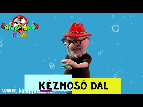 Kalap Jakab - Szappan dal (kézmosó dal gyerekeknek)