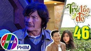 THVL | Trà táo đỏ - Tập 46[1]: Ông Trung đến quán karaoke mắng chửi Hiếu và Chiêu Dương