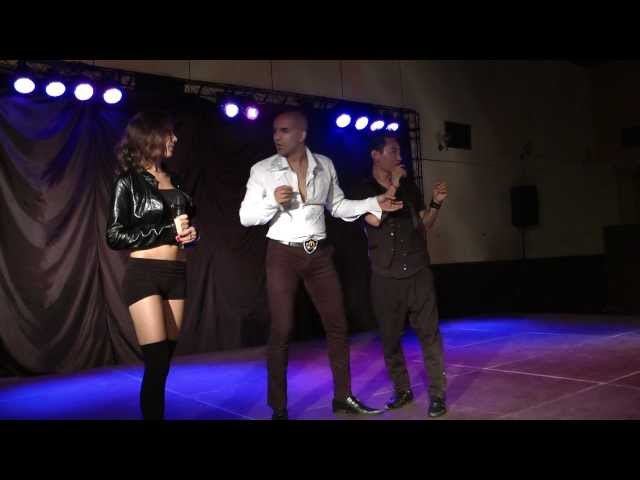 4th Summer Bachata Festival (Wroclaw, 28.06-01.07.2012) - video promo