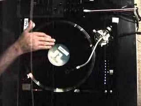 DJing with 45rpm records (hard sell intro) Video