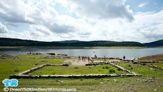'Atlantis of Lake Eder' Revealed by Drought | Gift Of Life