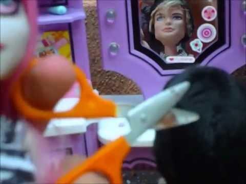 Monster High Aventuras! cap 12 cabello molesto!!!!