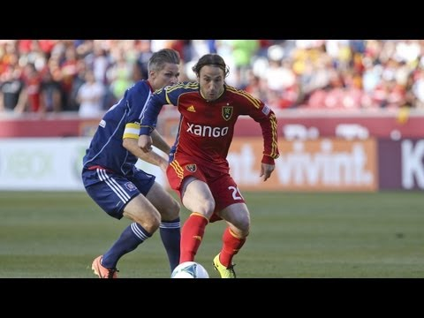 HIGHLIGHTS: Real Salt Lake vs. Chicago Fire | May 25th, 2013