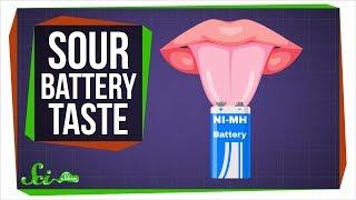 Why Do Batteries Taste Sour?