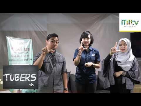 Tubers Bahasa Isyarat Bisindo