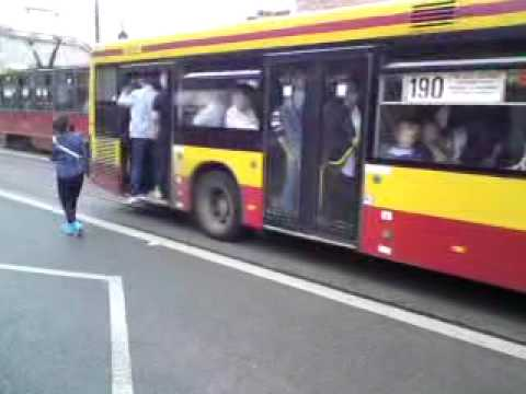 Autobus Miejski W Warszawie, W Godzinach Szczytu