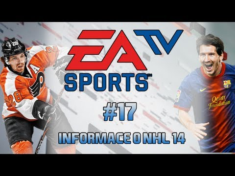 EA SPORTS TV - prvn informace k NHL 14