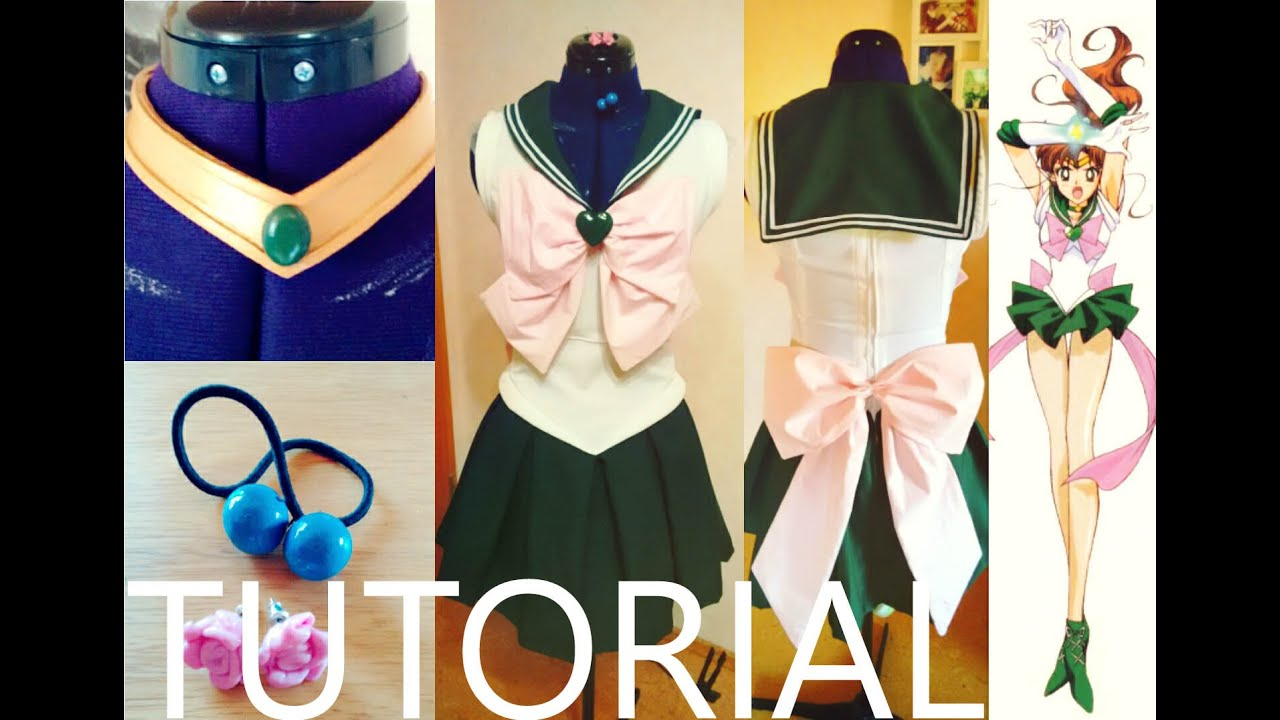 Sailor Jupiter Cosplay Boots Sailor Jupiter Cosplay