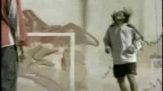 NIKE Soccer Freestyle - Ronaldinho & Inamoto