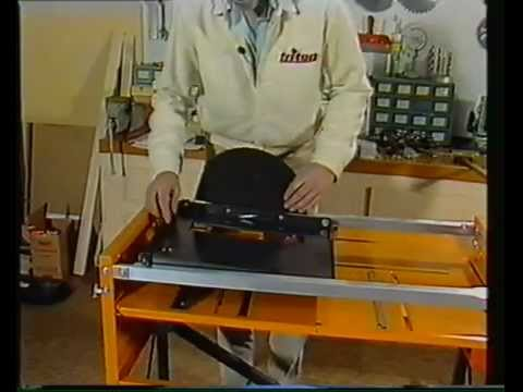 TRITON MK3: Original video from 1984
