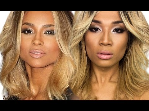 Ciara Makeup Transformation   boy to 'Girl'   ThePrinceOfVanity