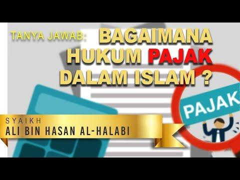 Tanya Jawab: Bagaimanakah Hukum Pajak dalam Islam? - Syaikh Ali bin Hasan Al-Halabi