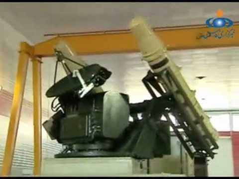 Iran starts mass production of new home made air defense missile system Ya Zahra