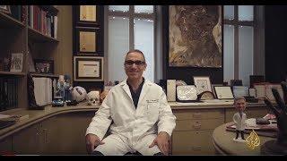 مغتربون - فادي شربل.. قصة نجاح في عالم جراحة المخ والأعصاب
