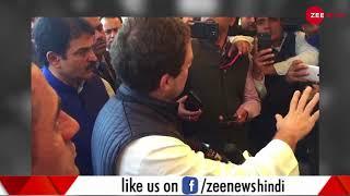 Congress President Rahul Gandhi slams PM Narendra Modi's speech in Parliament