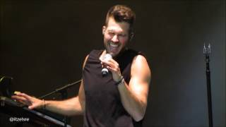 "James Maslow - ""Breaking"" Live Mexico City 2017"