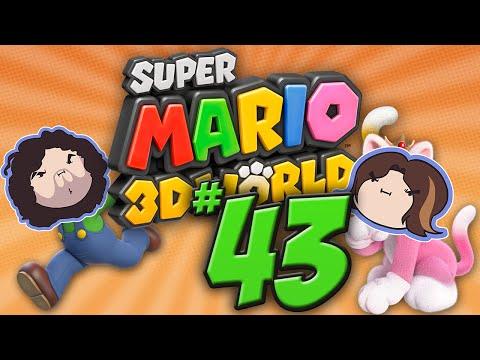 Super Mario 3D World: Born Winners - PART 43 - Game Grumps