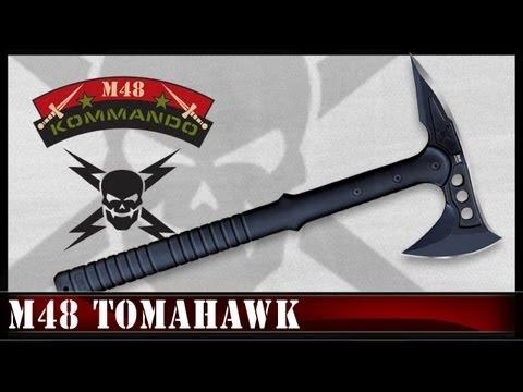 United Cutlery M48 Hawk Axe Tactical Tomahawk - $39.99