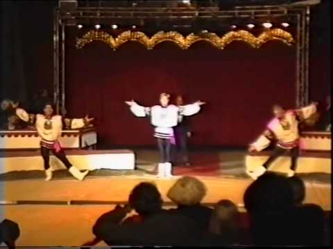 Alexandre Sasha Nevidonski Russian Barre, Cirkus Scott In Sweden video