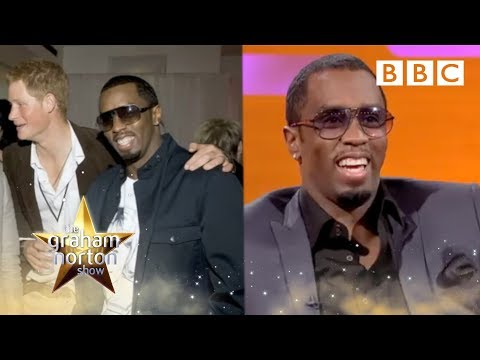 Who Would P.Diddy Most Like To Meet? – The Graham Norton Show, S8, Ep12 – BBC One
