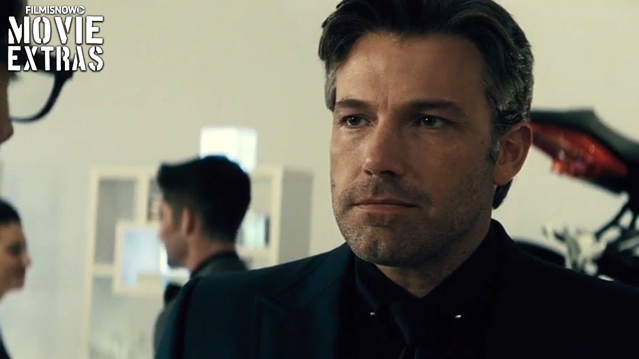 Batman v Superman: Dawn of Justice Clip Compilation (2016)