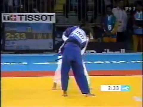 JUDO 2006 Asian Games DOHA (1/2)
