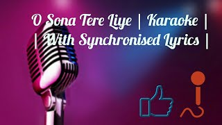 download lagu O Sona Tere Liye  Mom  Karaoke  gratis