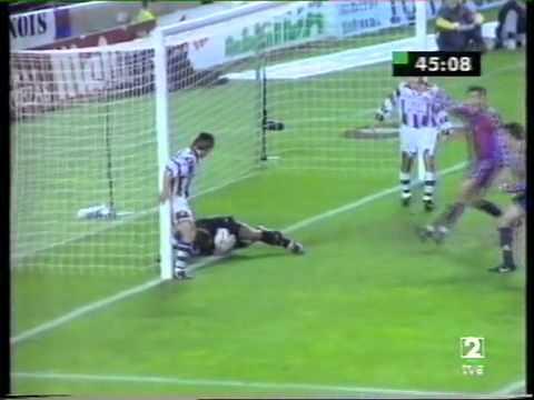 La Liga 1997/98 - J10 - Barcelona 1 - 2 Real Valladolid