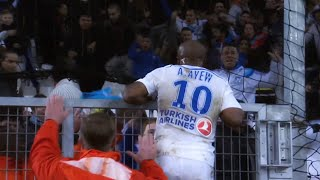 André Ayew - Olympique de Marseille 60 buts (All Goals)