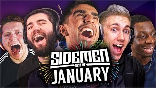 SIDEMEN BEST OF JANUARY 2018