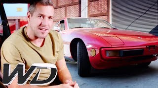 Can Ant Get This Porsche 924 Looking As Good As It Performs?   Wheeler Dealers