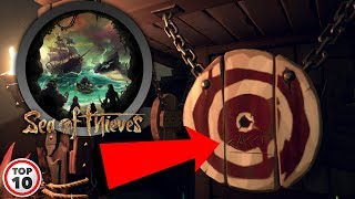 Top 10 Easter Eggs You Missed In Sea Of Thieves