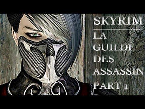 Skyrim | Comment entrer dans la Guilde Des Assassins