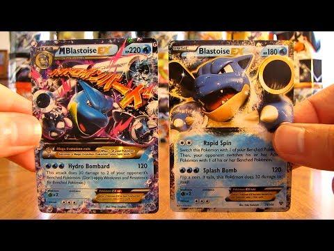 4 Ultra Rare Blastoise Pokemon Cards (BCBM)