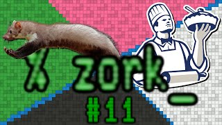 Let's Play Zork with Lord Pie Part 11 — ›DIG WITH SHOVEL — Yahweasel
