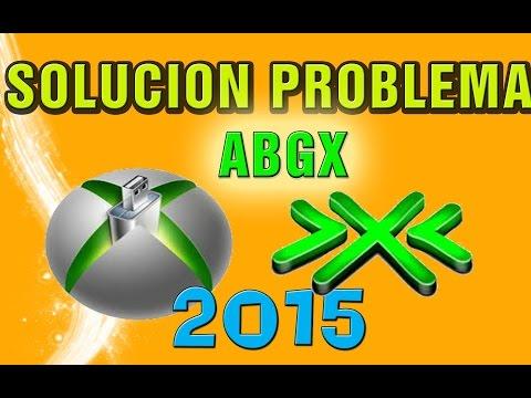 como solucionar  problema abgx360